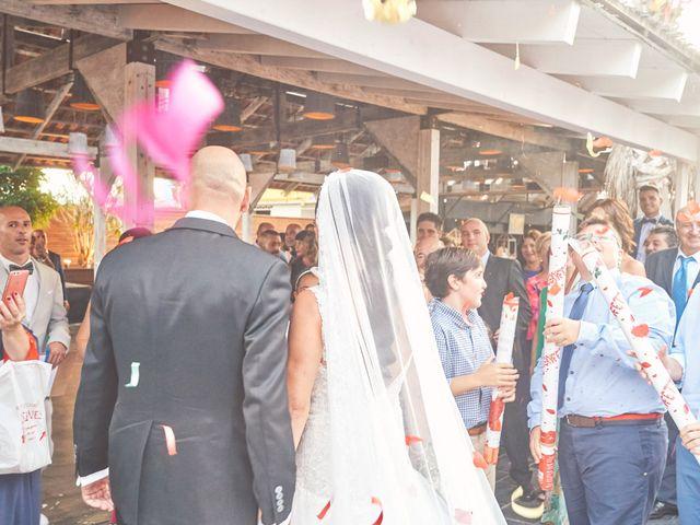 La boda de Silva y Belén en Torre Del Mar, Málaga 30
