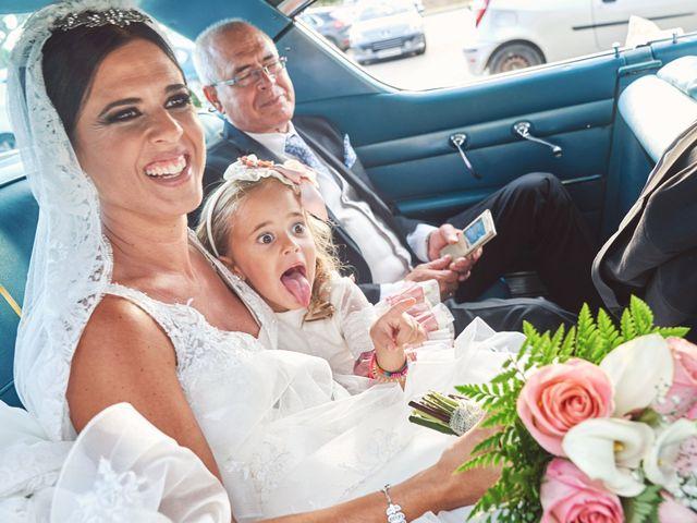La boda de Silva y Belén en Torre Del Mar, Málaga 32