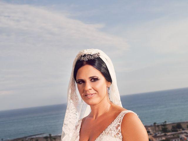 La boda de Silva y Belén en Torre Del Mar, Málaga 41