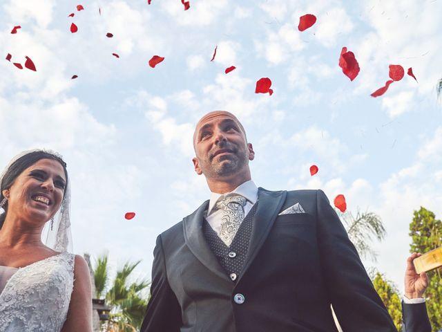 La boda de Silva y Belén en Torre Del Mar, Málaga 50