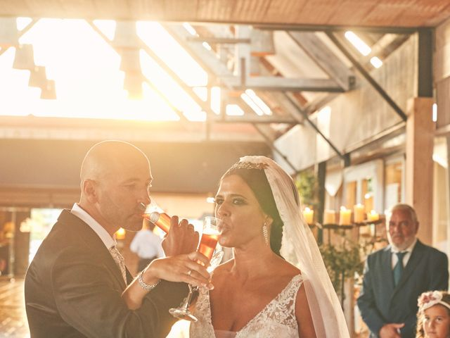 La boda de Silva y Belén en Torre Del Mar, Málaga 52