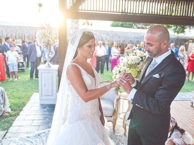 La boda de Silva y Belén en Torre Del Mar, Málaga 65