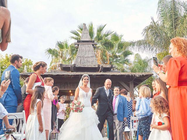 La boda de Silva y Belén en Torre Del Mar, Málaga 69