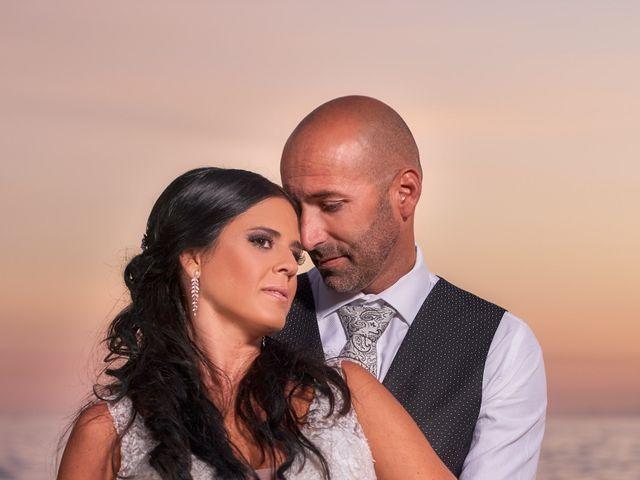 La boda de Silva y Belén en Torre Del Mar, Málaga 74