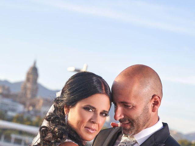 La boda de Silva y Belén en Torre Del Mar, Málaga 76