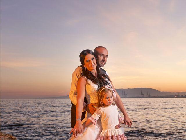 La boda de Silva y Belén en Torre Del Mar, Málaga 78