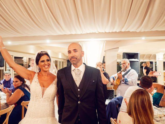 La boda de Silva y Belén en Torre Del Mar, Málaga 79