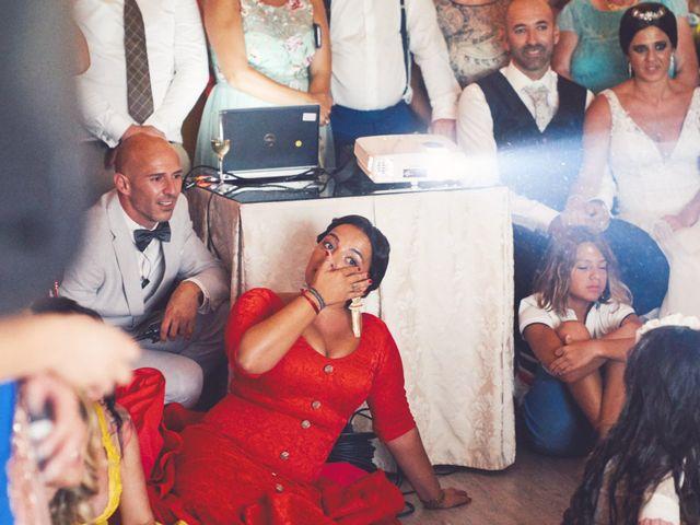 La boda de Silva y Belén en Torre Del Mar, Málaga 81