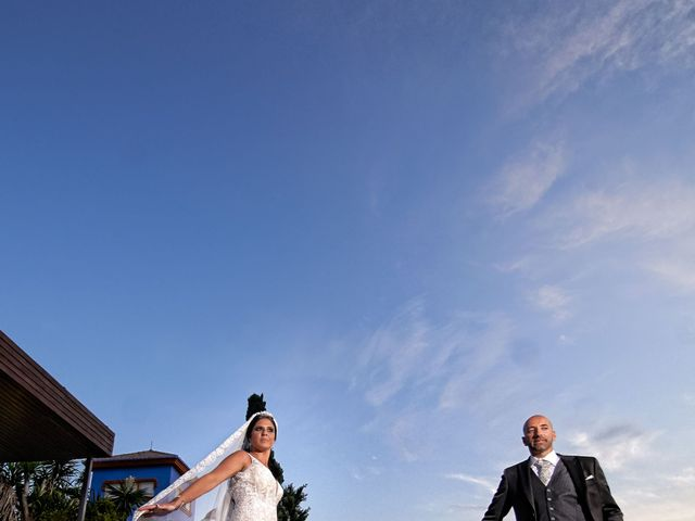 La boda de Silva y Belén en Torre Del Mar, Málaga 83