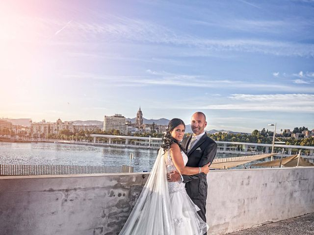 La boda de Silva y Belén en Torre Del Mar, Málaga 86