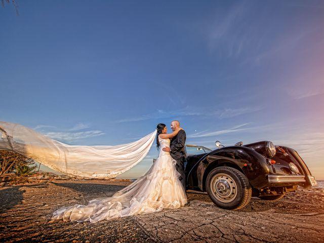 La boda de Silva y Belén en Torre Del Mar, Málaga 87