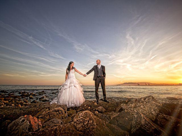 La boda de Silva y Belén en Torre Del Mar, Málaga 90