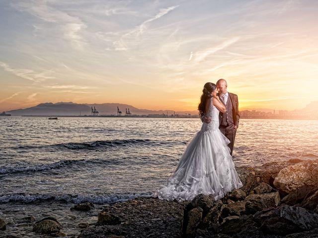 La boda de Silva y Belén en Torre Del Mar, Málaga 91