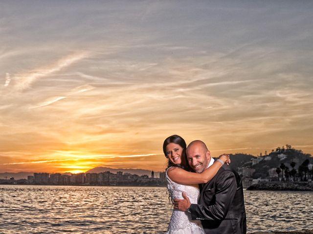 La boda de Silva y Belén en Torre Del Mar, Málaga 92