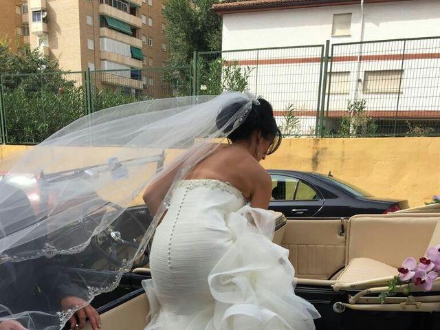 La boda de Rubén   y Zaida   en Granada, Granada 5