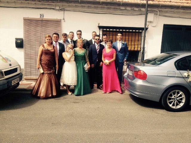 La boda de Rubén   y Zaida   en Granada, Granada 6