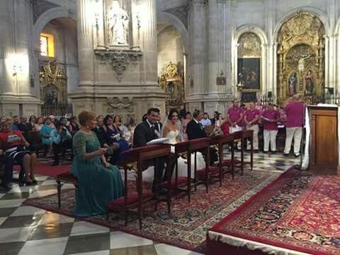 La boda de Rubén   y Zaida   en Granada, Granada 7