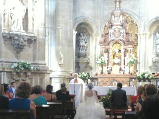 La boda de Rubén   y Zaida   en Granada, Granada 8
