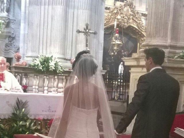 La boda de Rubén   y Zaida   en Granada, Granada 9
