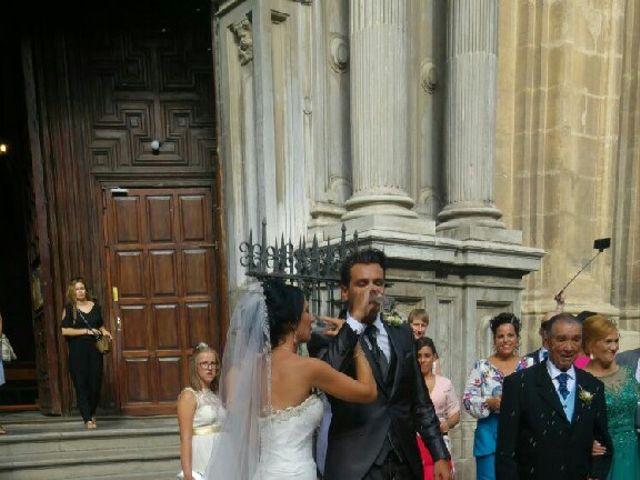 La boda de Rubén   y Zaida   en Granada, Granada 10