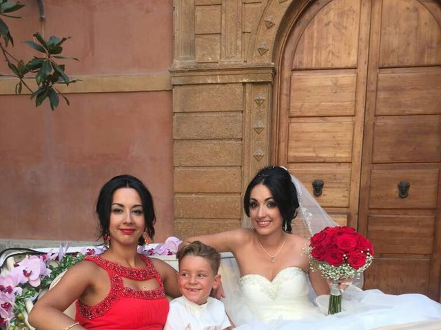 La boda de Rubén   y Zaida   en Granada, Granada 12