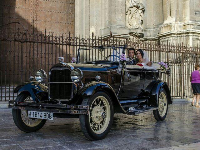 La boda de Rubén   y Zaida   en Granada, Granada 1