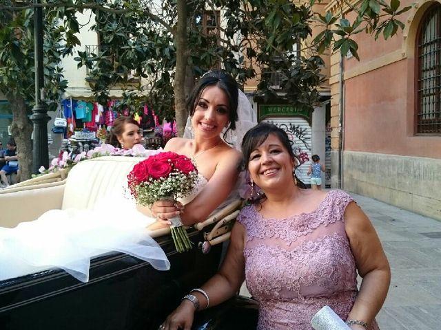 La boda de Rubén   y Zaida   en Granada, Granada 21