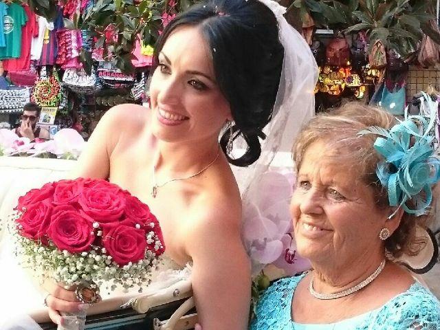 La boda de Rubén   y Zaida   en Granada, Granada 22