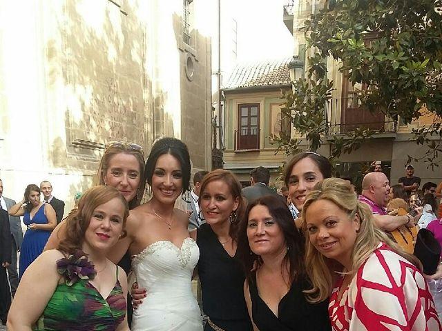 La boda de Rubén   y Zaida   en Granada, Granada 26
