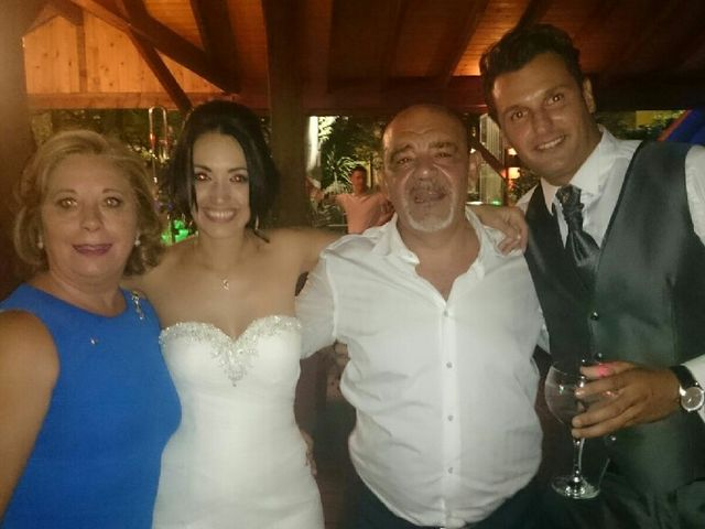 La boda de Rubén   y Zaida   en Granada, Granada 31