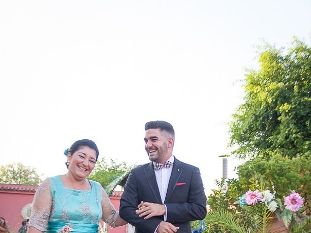 La boda de Fran y Carolina en Sevilla, Sevilla 28