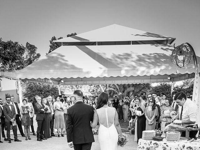 La boda de Fran y Carolina en Sevilla, Sevilla 33