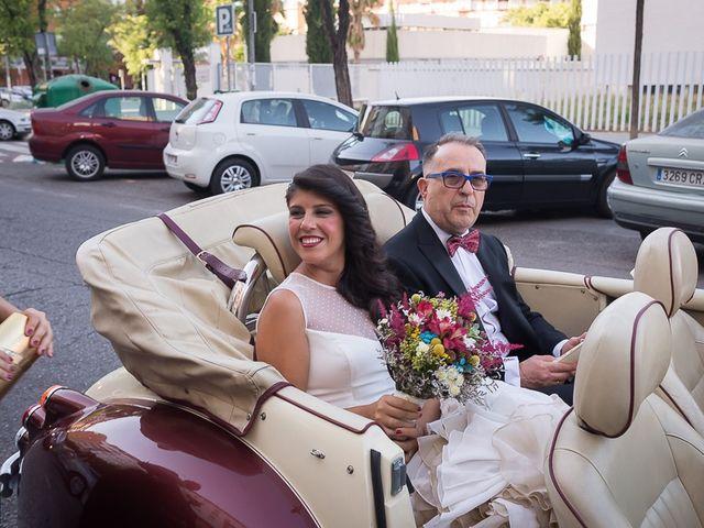 La boda de Fran y Carolina en Sevilla, Sevilla 36