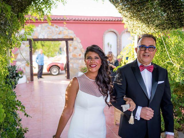 La boda de Fran y Carolina en Sevilla, Sevilla 41