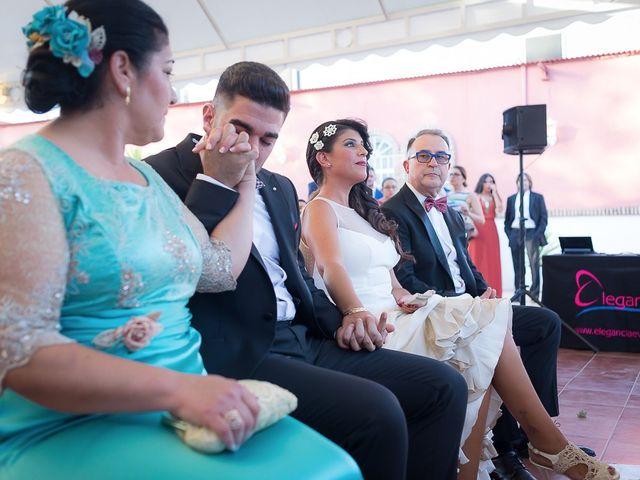 La boda de Fran y Carolina en Sevilla, Sevilla 42