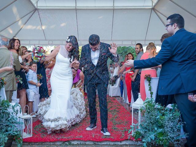 La boda de Fran y Carolina en Sevilla, Sevilla 45