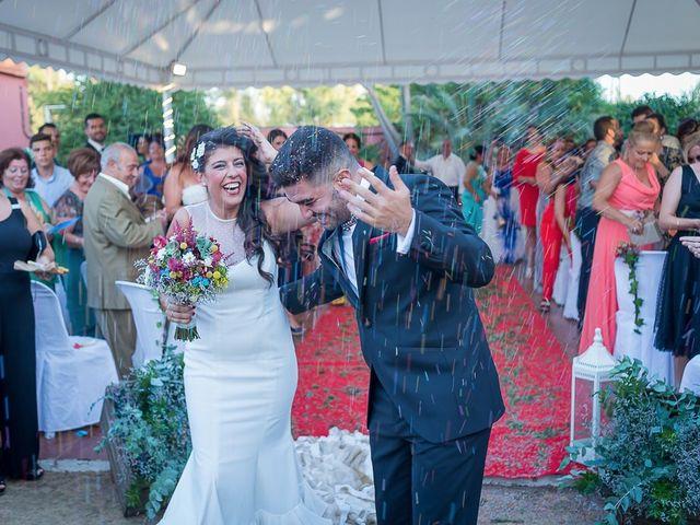 La boda de Fran y Carolina en Sevilla, Sevilla 46