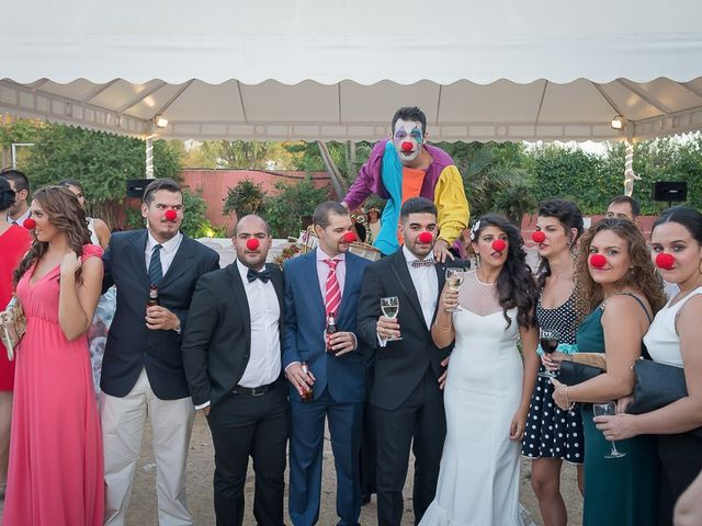 La boda de Fran y Carolina en Sevilla, Sevilla 47