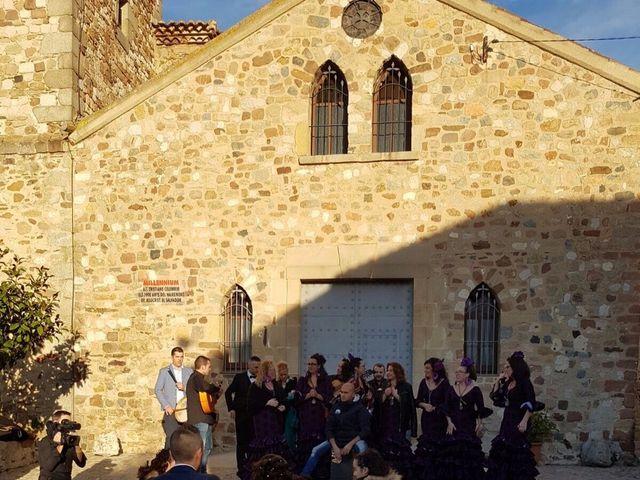 La boda de Javi  y Marta en Montornes Del Valles, Barcelona 8