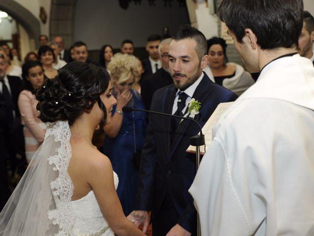 La boda de Javi  y Marta en Montornes Del Valles, Barcelona 10