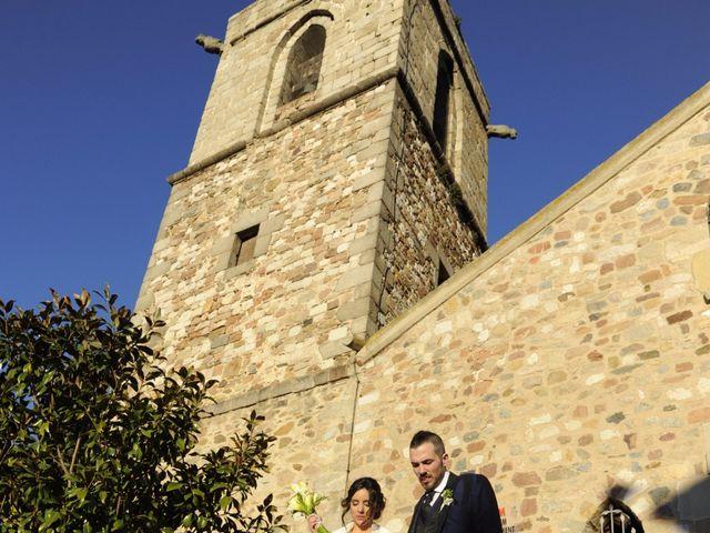 La boda de Javi  y Marta en Montornes Del Valles, Barcelona 12