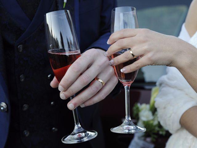 La boda de Javi  y Marta en Montornes Del Valles, Barcelona 13