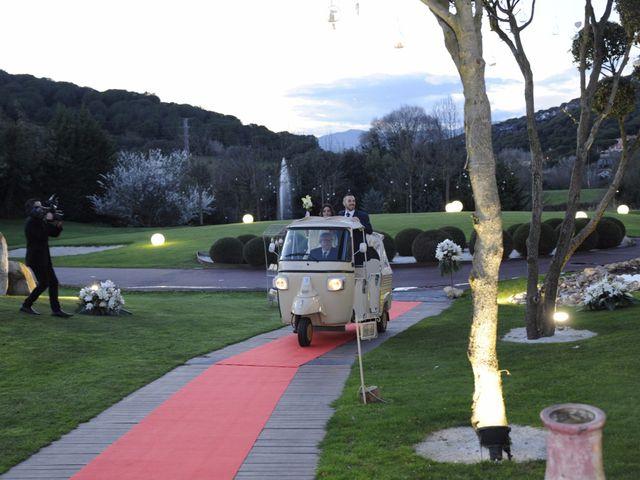La boda de Javi  y Marta en Montornes Del Valles, Barcelona 14