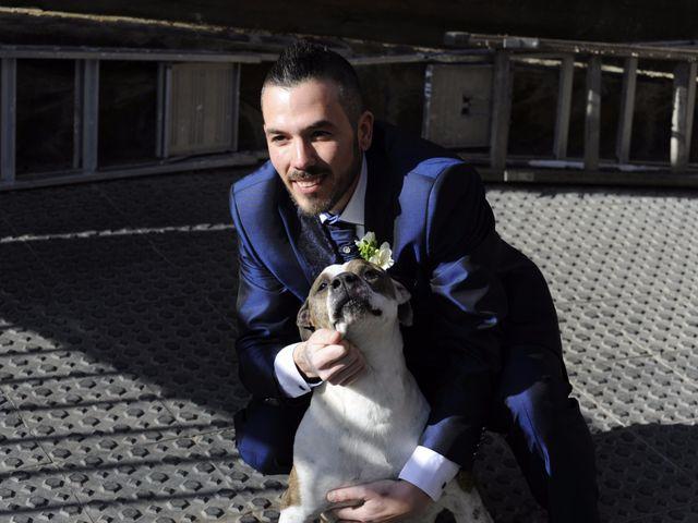 La boda de Javi  y Marta en Montornes Del Valles, Barcelona 21