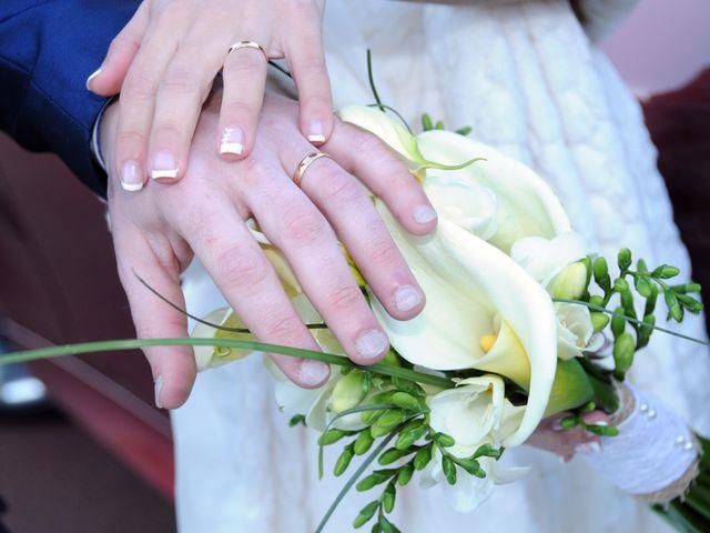 La boda de Javi  y Marta en Montornes Del Valles, Barcelona 25