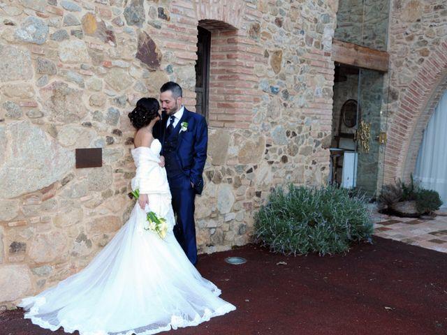 La boda de Javi  y Marta en Montornes Del Valles, Barcelona 29