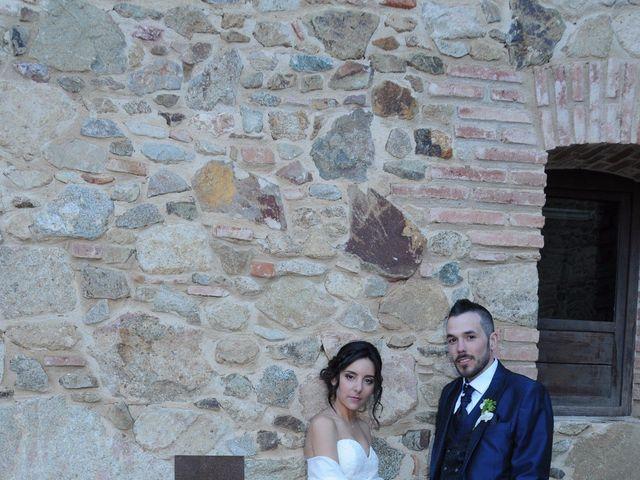La boda de Javi  y Marta en Montornes Del Valles, Barcelona 30