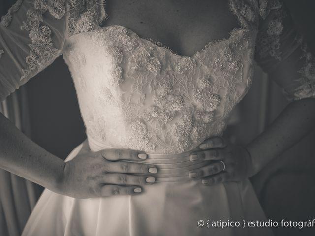 La boda de Pablo y Nieves en Málaga, Málaga 15