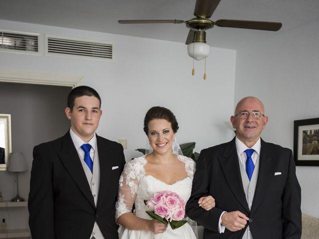 La boda de Pablo y Nieves en Málaga, Málaga 19