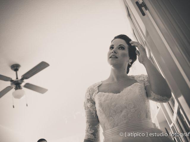 La boda de Pablo y Nieves en Málaga, Málaga 20
